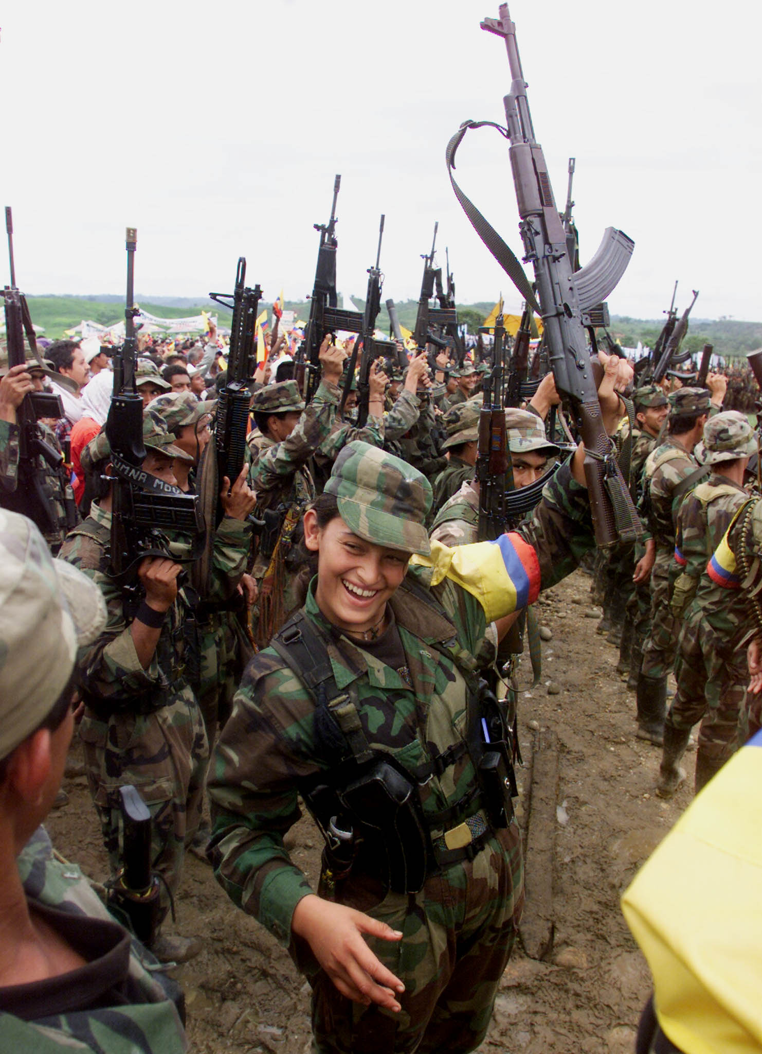 colombia guerrilla and political conflicts essay